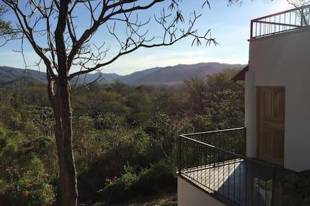 Awesome jungle views at sunny Sonricita! - Playa Pelada