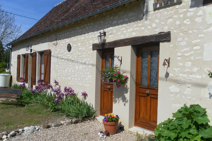 LA CONFIANCE AT CHAMP DOEUF - Azay-le-Ferron - Bed & Breakfast