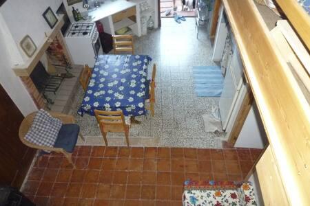 Maison de village Sud de la Toscane - Hus