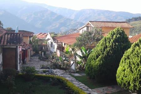 Hermosa cabaña en plena  ciudad de Mérida