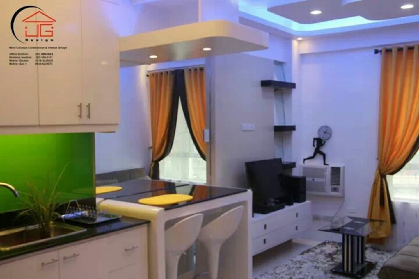 Condo Unit for Rent- One bedroom Fully Furnished