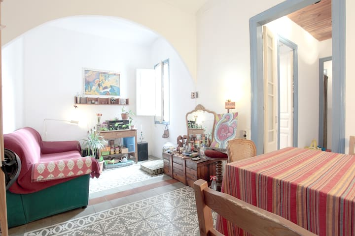 COSY QUIET front Sagrada Familia! PERFECT LOCATION