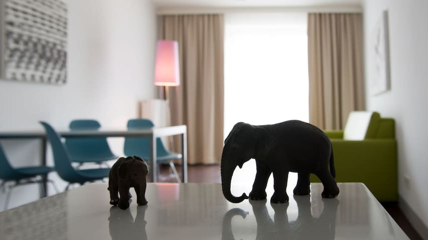 Elephant Apartment - Wien - Apartment