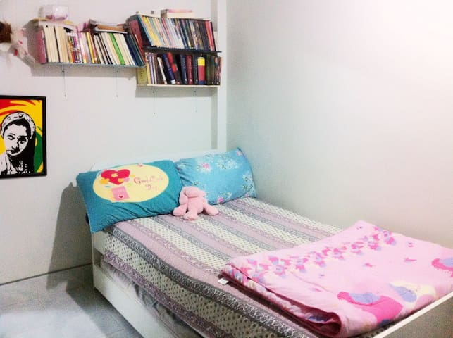 Cosy room with friendly owner. - Mueang Phuket - Casa