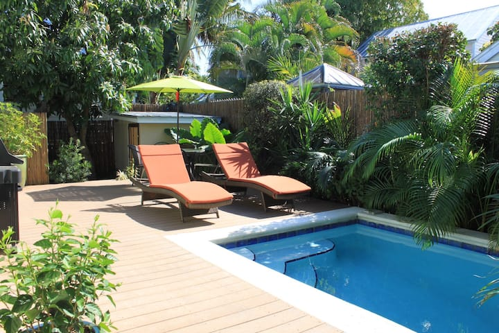 Sunshine Daydream: Private Home -Old Town Key West
