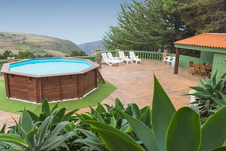 Holiday cottage with private pool in Galdar GC0383 - Gáldar