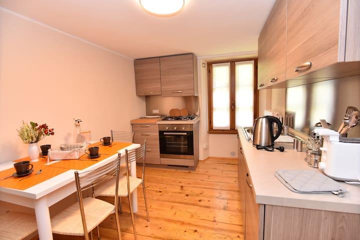 """Appartamento """"Il lago di prestone"""" - Campodolcino - Apartament"""