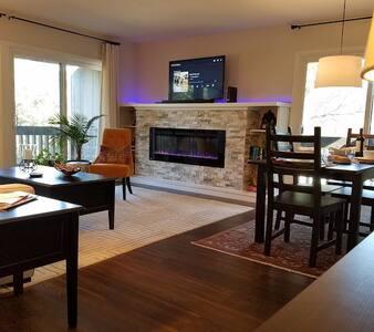 Peaceful Pinehurst Get-Away - Pinehurst - Apartament