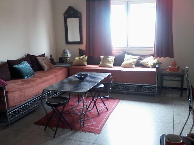 appartement de 75m2 - Agadir - Apartamento