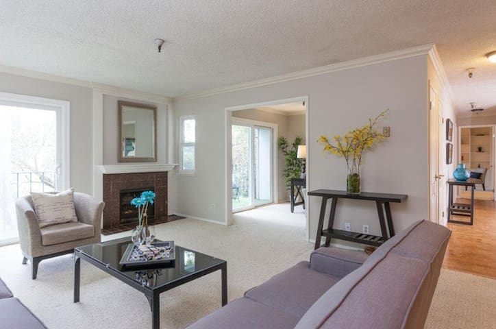 Cozy Condo - Redwood City - Condominium