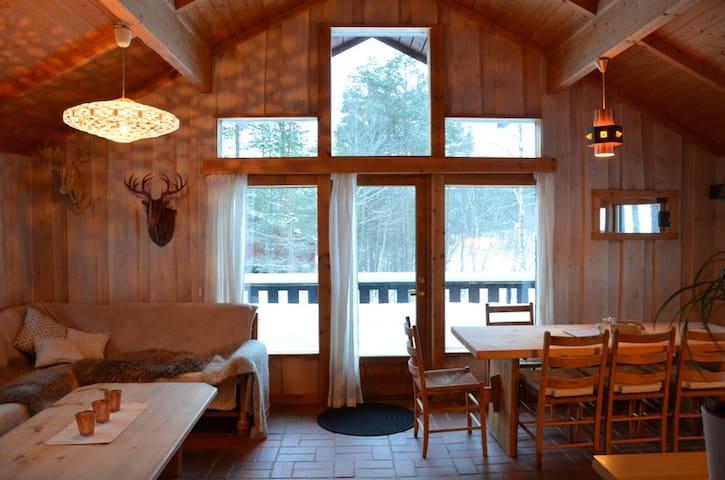 Cabin in nice Scandinavian style - Ål