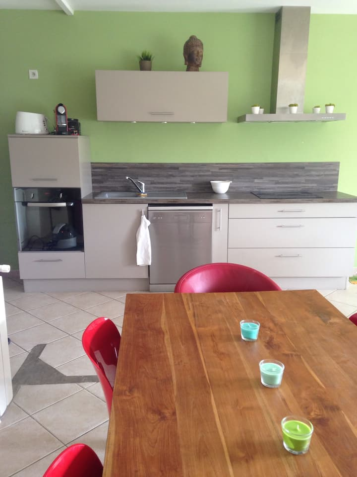 Belle appartement en Provence