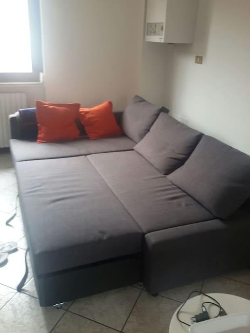 Divano letto/Couch
