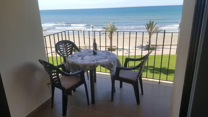 Precioso Apartamento playa +piscina primera línea