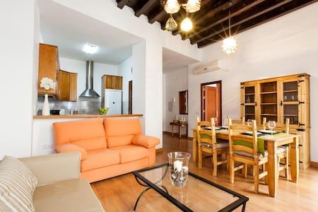Beautiful flat in the heart of Seville. WIFI FREE.