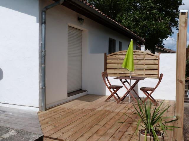 Studio indépendant dans maison - La Teste-de-Buch - Rumah