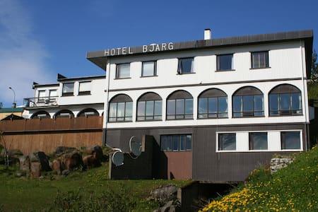 Hotel Bjarg - Fáskrúðsfjörður