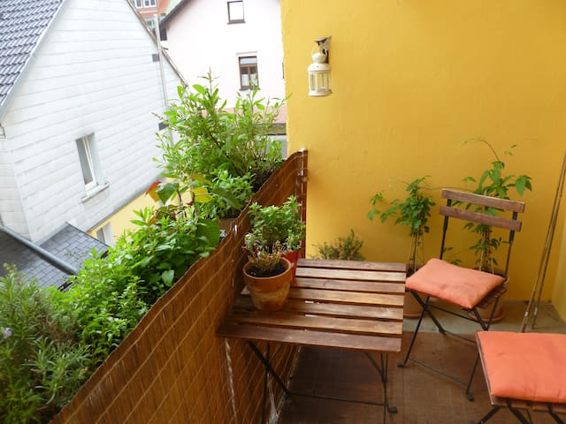 Wonderful flat in wonderful town - Freiburg im Breisgau - Apartemen
