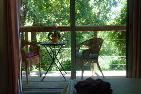 Une Parenthèse naturelle et son séjour bien-être - Saint-Jean-le-Centenier - Guesthouse - 2