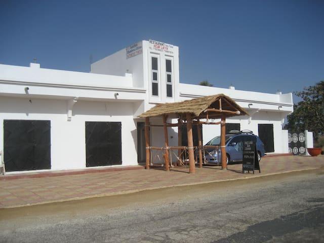Maison Keur Latyr à Fimela Sénégal