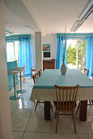 Location Appartement bord de mer - Argelès-sur-Mer - Nature lodge