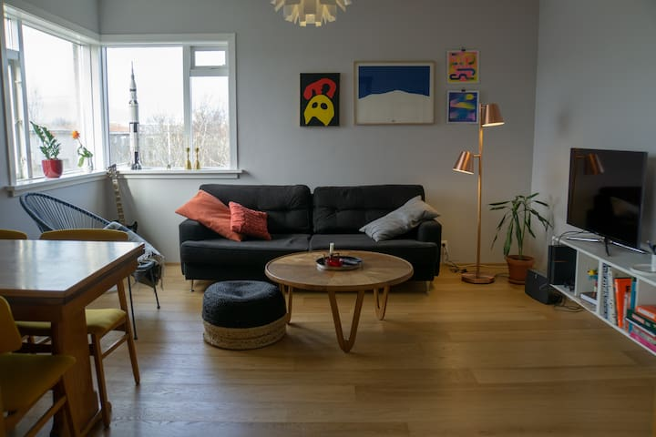 Cozy family apartment