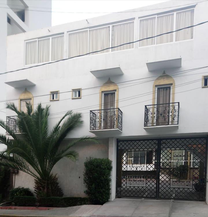 Hospedaje en Casa Shalom Puebla