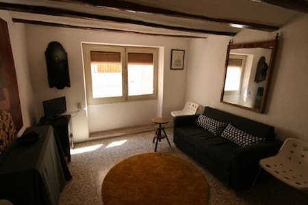 Apartment with patio in village - Vila-rodona