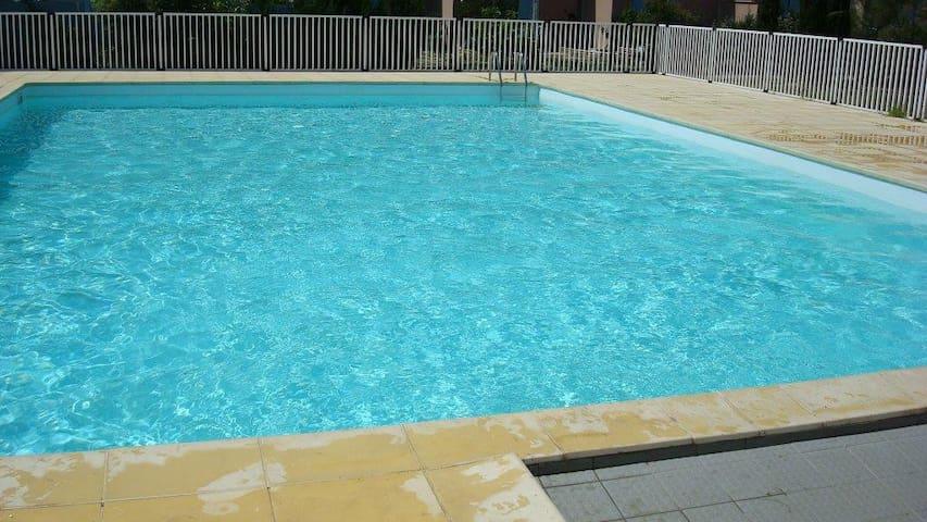 Villa 3 Ch avec Piscine - Perpignan - Huis