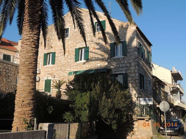 Apartments Dalmatian Stone House
