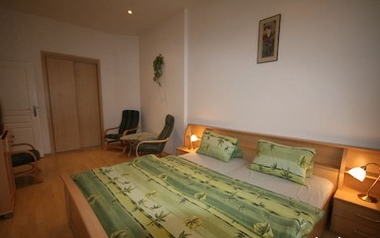 City Center Chic No.: 8 - 2 Bedroom - Prag - Daire