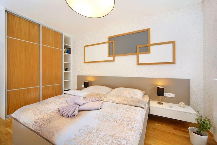 Apartmá s výhledem na hory a řeku - Špindlerův Mlýn - Suite