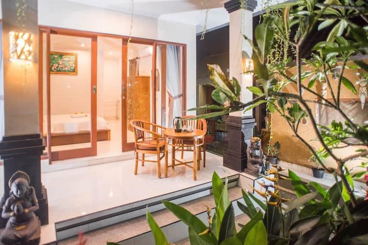 Suntari Room2- New Room Ubud Center