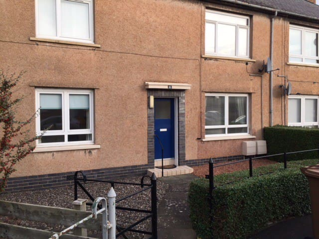 Central 2 Bed Ground Floor Flat in St Andrews