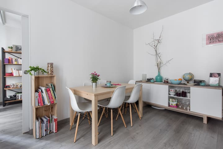 Cosy appartement at Père Lachaise - ปารีส - อพาร์ทเมนท์