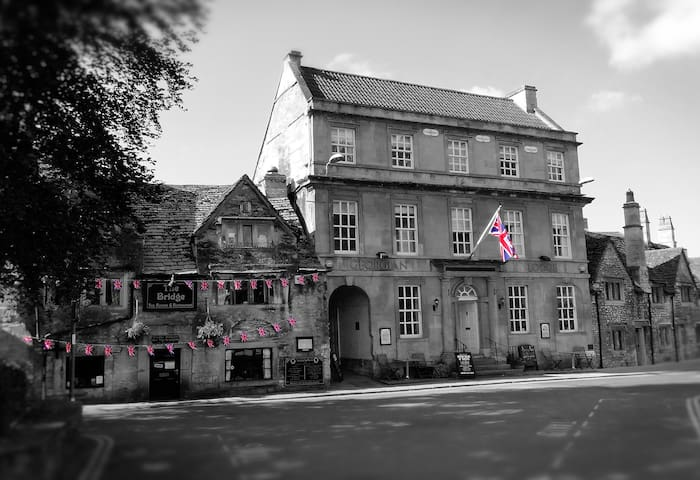 Georgian Lodge historic apartment - Bradford-on-Avon - Wohnung