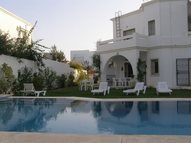 Villa Yasmine - Yasmine Hammamet - Ev