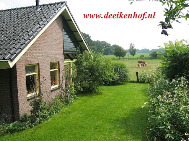 THE LUXURY  4 P. PRIVAT HOUSE OV. - Schuinesloot - House