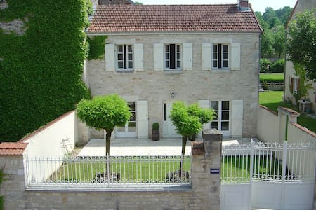 House for 5/6 in rural France - Aubepierre-sur-Aube - House