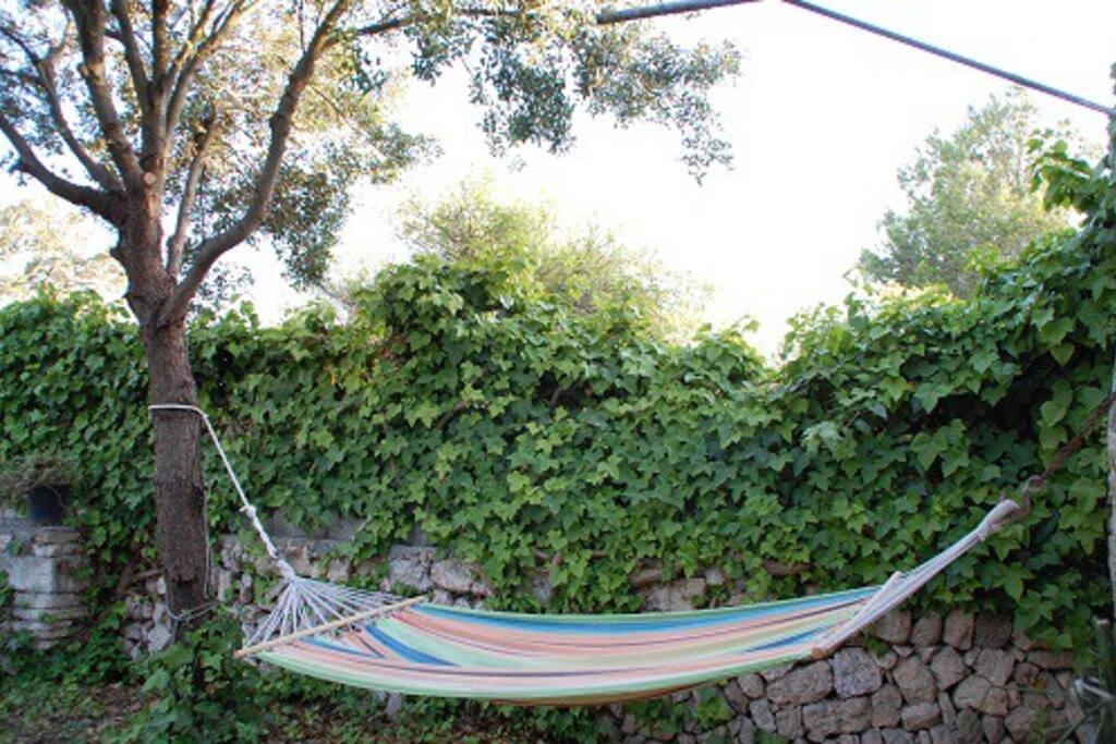 Otro rincón donde relajarse y descansar.