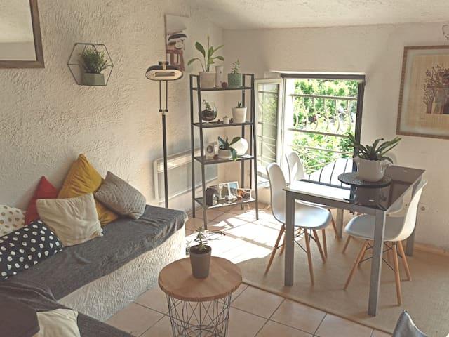 Adorable appartement et vue magnifique
