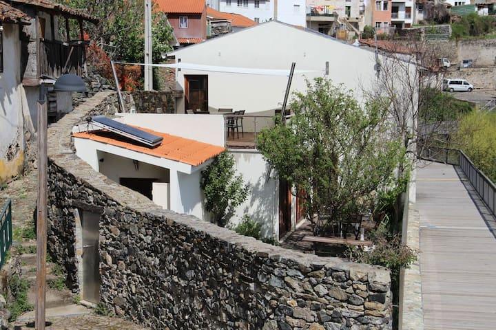 Casa do Rio Fervença - Bragança - Rumah