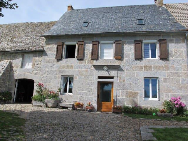 Votre maison de famille en Aubrac - Saint-Urcize - Appartamento