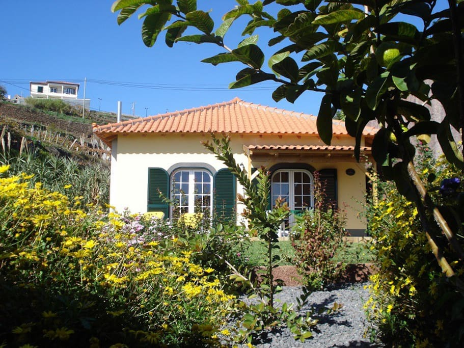 cottages at madeira cottage levada calhau grande accommodation rural redroofinnmelvindale