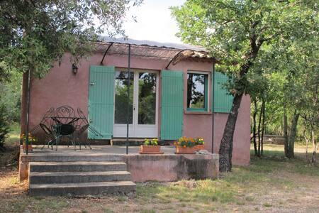 Joli mazet en pleine nature - Méjannes-le-Clap - Rumah