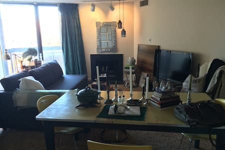 Cozy apartment near Kennedy Center - Washington - Wohnung