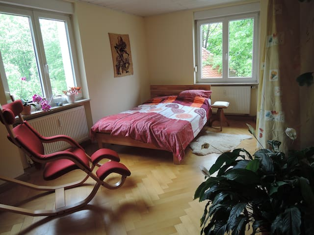 just 500m from baroque residence - Rastatt - Byt