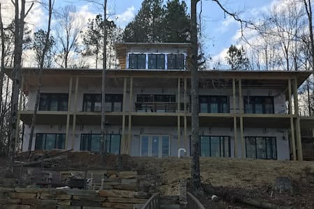 Peaceful Oasis on Smith Lake (Room 2B) of 4 BRs - Jasper