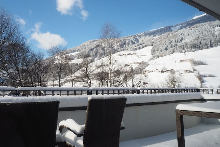Apartment Smaragdblick Wildkogel - Zell am See - อพาร์ทเมนท์