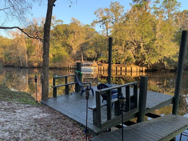 Black Creek Life - Kayak SUP Boat or Relax